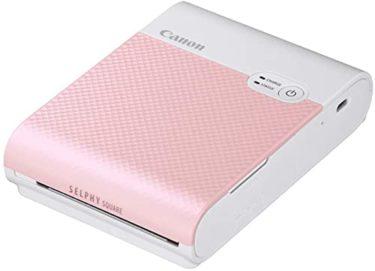 珠玉のCanon スマートフォン用プリンター SELPHY SQUARE QX10