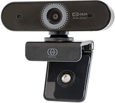 GOPPA ウェブカメラ オートフォーカス機能搭載 フルHD 200万画素 1920×1080対応 マイク内蔵 GP-UCAM2FA/Eの光と影